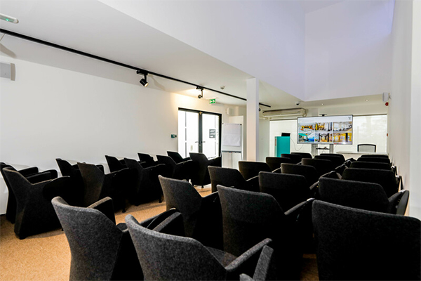 in5 Design - Training Room