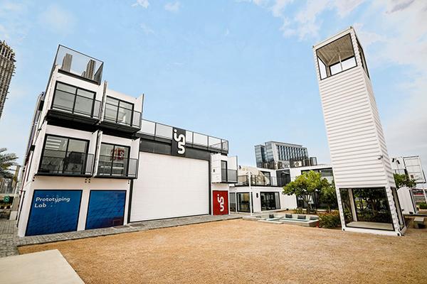 in5 Design - Outdoor Area