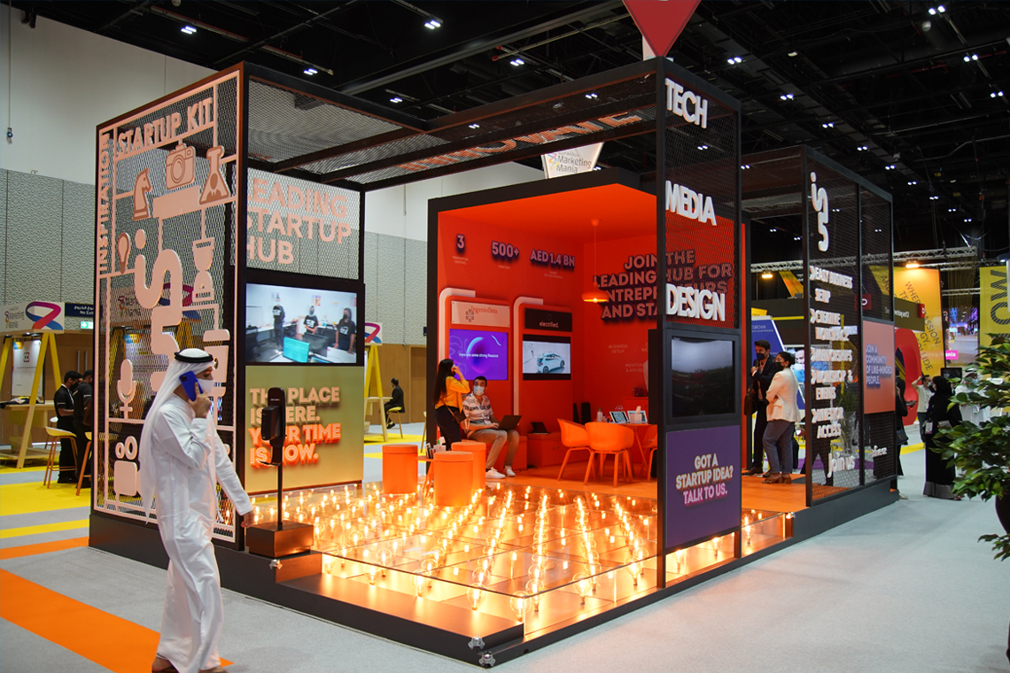 Start-ups at in5 secure investments worth AED 1.4 billion
